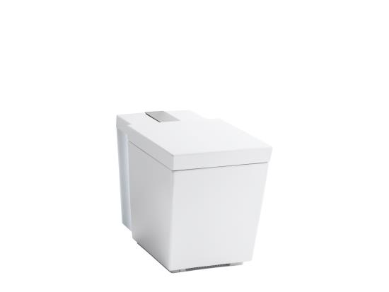 Numi® Comfort Height® skirted one-piece elongated 1.28 gpf toilet with integrated bidet technology (less remote) - K-3901-0
