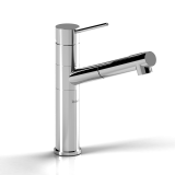 RIOBEL Kitchen faucet with spray - CY101C
