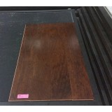 F21002  Dark Brown Walnut 916*127*12/2mm,25.13SF/B,T&G - CLEARANCE