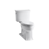 Archer® Comfort Height® two-piece elongated 1.28 gpf toilet- K-3551-0