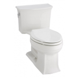 Archer® Class Five® elongated one-piece toilet, less supply- K-3639-0